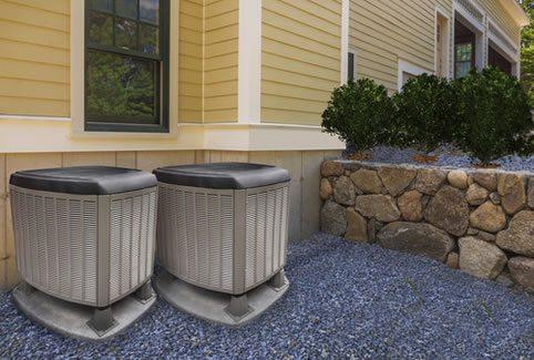 Outdoor Heat Pumps