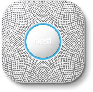 nest smoke alarm detector