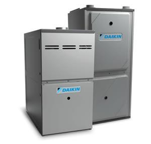 Gas furnaces by Daikin