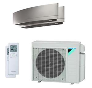 Daikin Ductless Heating Units